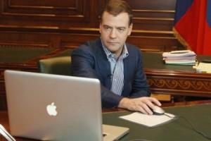 """Дмитрий Медведев побывал в """"Яндексе"""""""