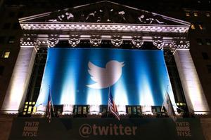 Twitter повысил цену на акции