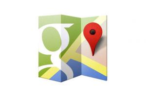 Yahoo Maps показывает схемы зданий