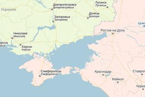 «Яндекс» определился с принадлежностью Крыма